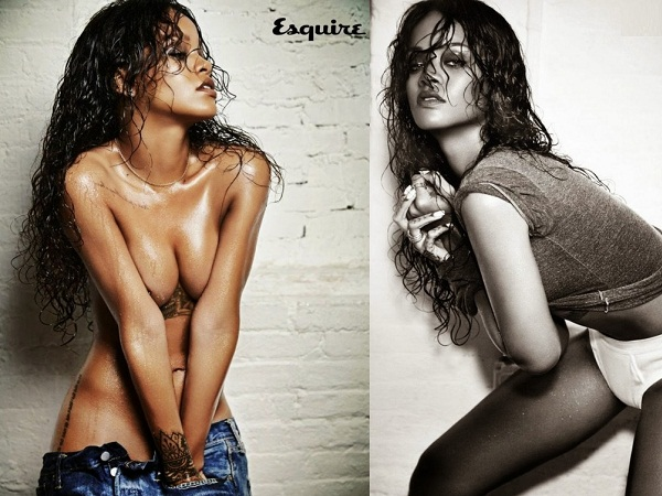 Rihanna sexuality photo
